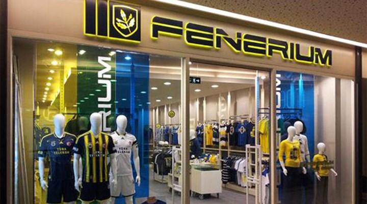 Fenerium mağazalarında diğer kulüplerin de ürünleri satılacak