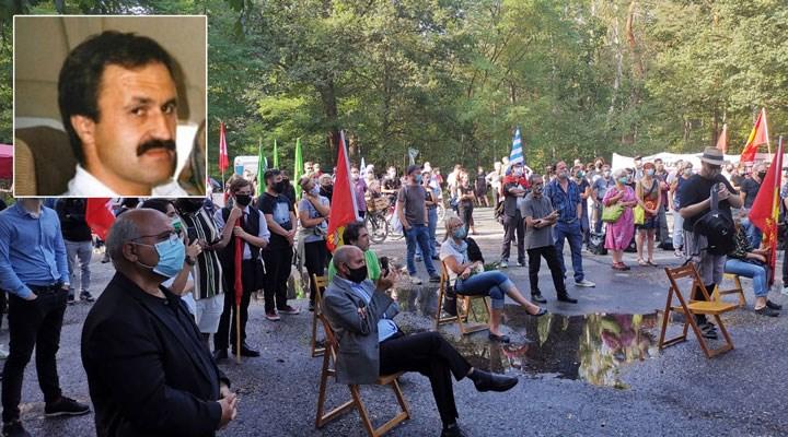 NSU'nun katlettiği Enver Şimşek, ölümünün 20'nci yılında anıldı