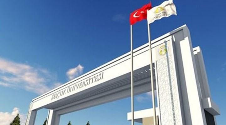Selçuk Üniversitesi'nde bir akademisyen, makam odasında bir profesör tarafından tecavüze maruz bırakıldığını iddia etti