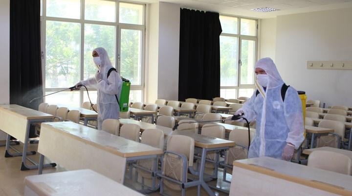 Eğitim Sen açıkladı: 172 okulda daha koronavirüs tespit edildi