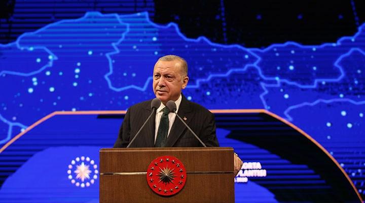 Erdoğan: Türkiye salgından en az etkilenen ülkelerden biri