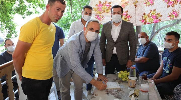 Yurttaşlar AKP'ye habersiz üye yapıldı