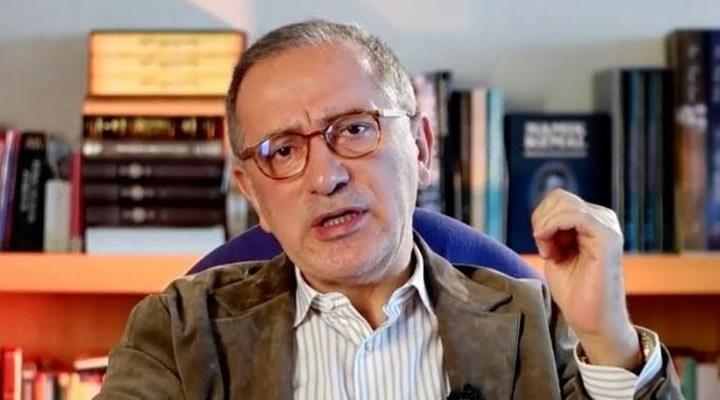 Diyanet'ten Fatih Altaylı açıklaması: Hukuki yollara başvuracağız