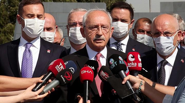 Kılıçdaroğlu'ndan Selahattin Demirtaş mesajı