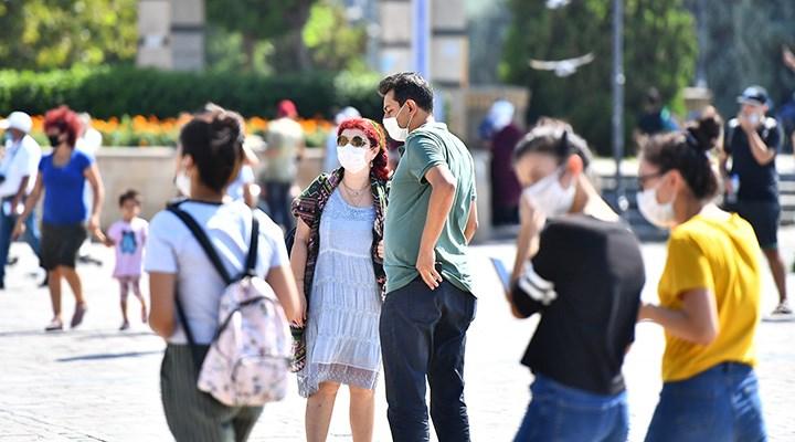 Koronavirüs genelgesi: Ülke genelinde maske takmak zorunlu oldu