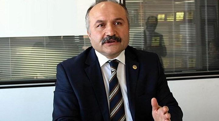 MHP'den ihraç edilen Erhan Usta, İYİ Parti'ye geçiyor