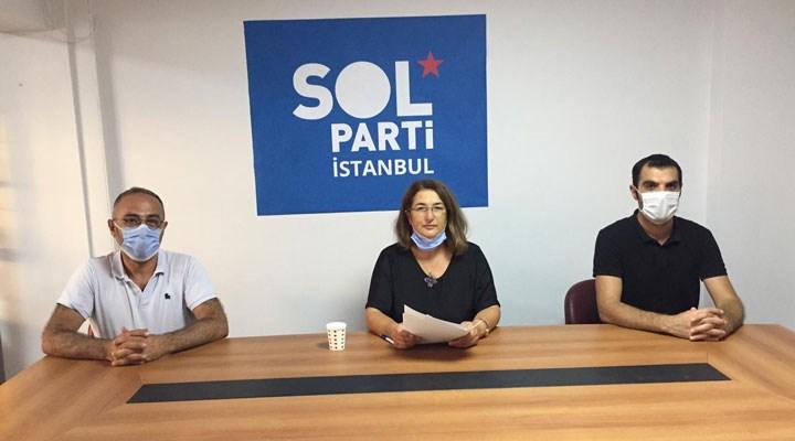 """Sol Parti İstanbul: """"Acilen bütünlüklü ve kamusal bir sağlık hizmeti sağlanmalıdır"""""""