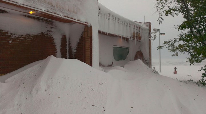 ABD'nin bazı eyaletlerinde aniden yazdan kışa geçildi