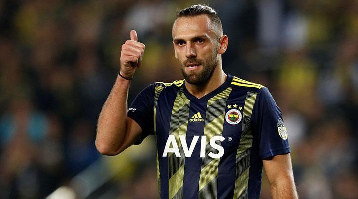 Fenerbahçe Vedat Muriç'i KAP'a bildirdi