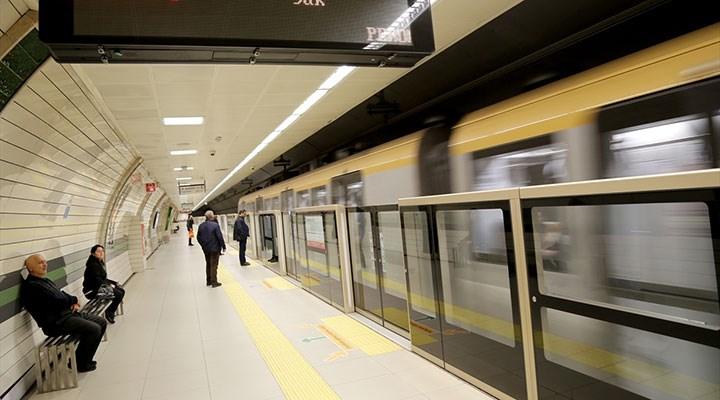 İstanbul'da 4 metro istasyonu kapatılıyor