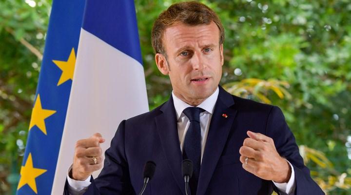 Macron: Avrupa, Türkiye'ye yönelik birleşik bir pozisyon almalı