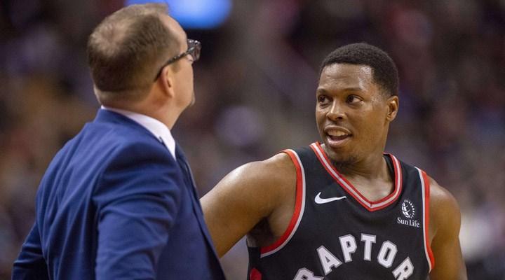 NBA play-off'ları: Toronto Raptors seriyi son maça taşıdı