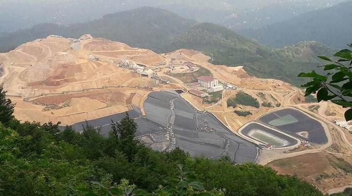 """""""Ordu ormanlarının 3'te 1'i maden sahası yapılmak isteniyor"""""""