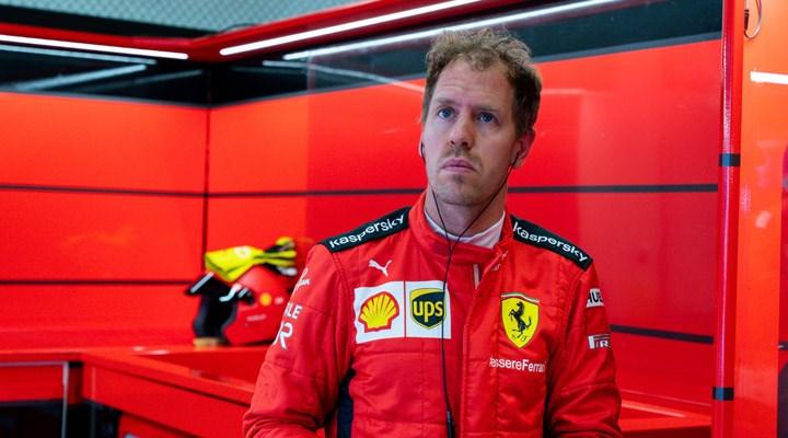 Sebastian Vettel, 2021'den itibaren Aston Martin ile yarışacak