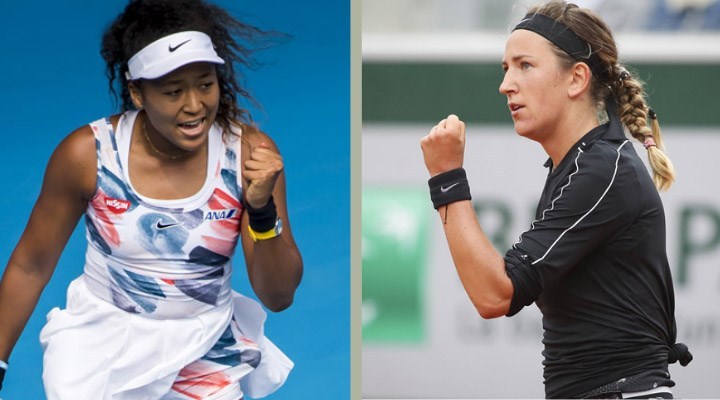 ABD Açık'ta tek kadınlar finali Osaka ile Azarenka arasında oynanacak