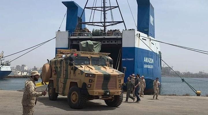BBC: Türkiye'nin, Libya'ya silah göndermeme anlaşmasına uymadığına dair kanıtlara ulaştık