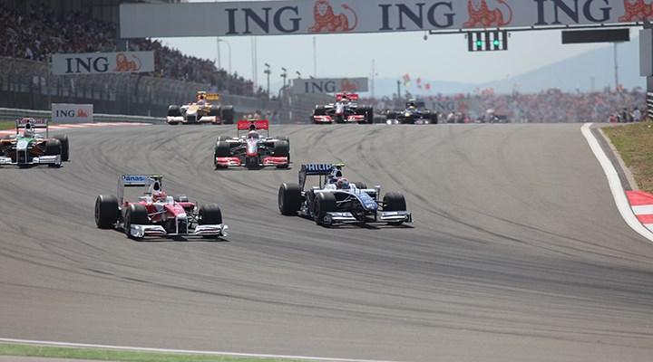 Formula 1 İstanbul Grand Prix bilet fiyatları belli oldu