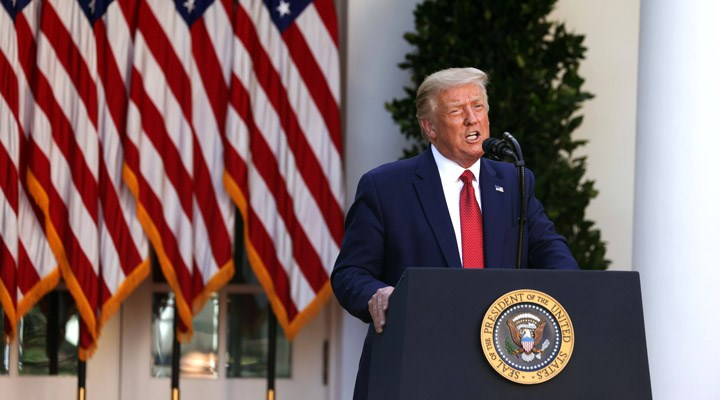 """""""Trump, Bahreyn'in İsrail'le ilişkileri normalleştirme anlaşmasına vardığını duyuracak"""""""