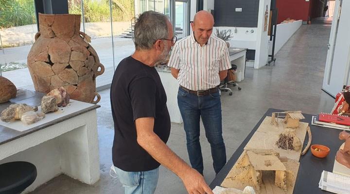 İzmir Büyükşehir'den antik kazılara 29,4 milyon TL'lik maddi katkı