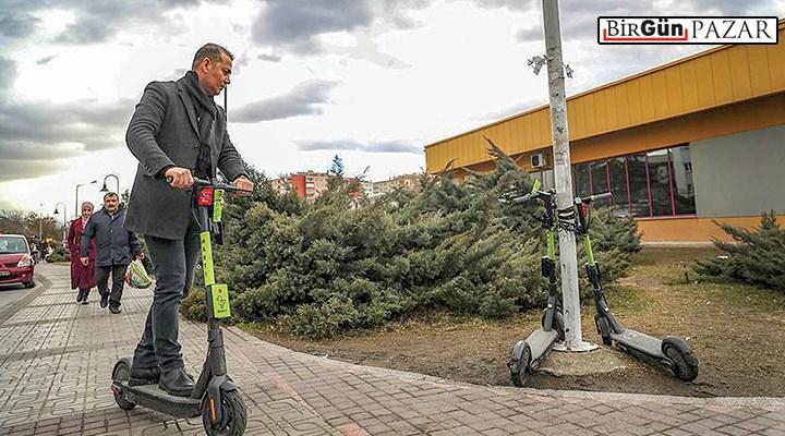 e-Scooter savaşları