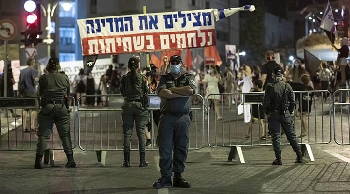 İsrail'de yeniden karantina kararı