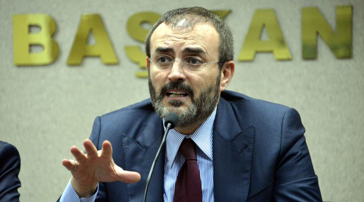 AKP'li Ünal: Hiçbir zaman yüzde 40 bandının altına düşmedik