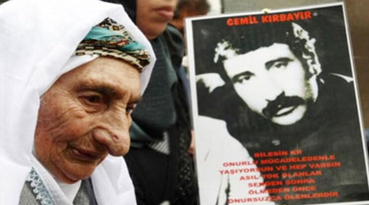 40 yıldır kayıp Cemil Kırbayır'ın dosyasında 'zamanaşımı' tehdidi
