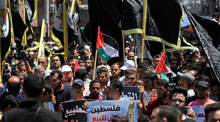 Filistinliler isyanda