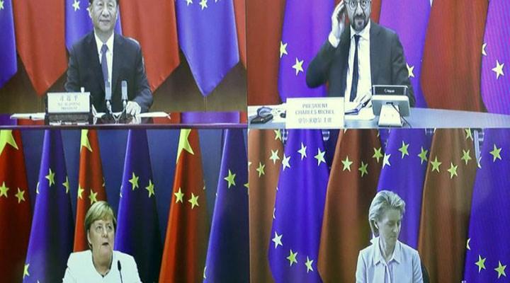 AB'den Çin'e: Eşit rekabet istiyoruz