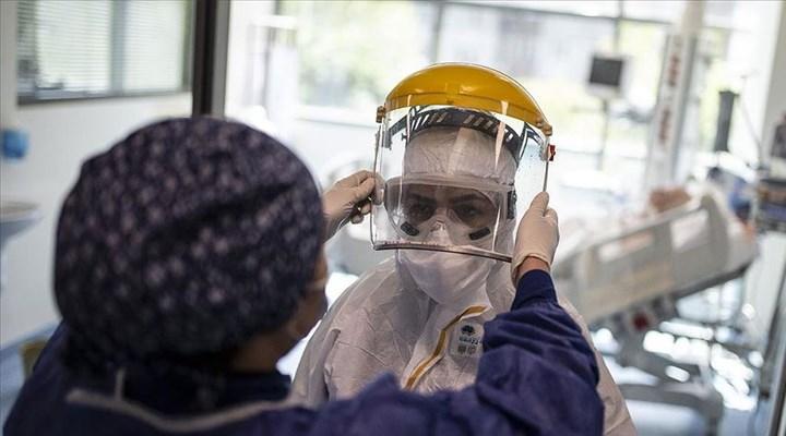 Ankara Tabip Odası: Ankara'da 882 sağlık çalışanına Covid-19 tanısı konuldu