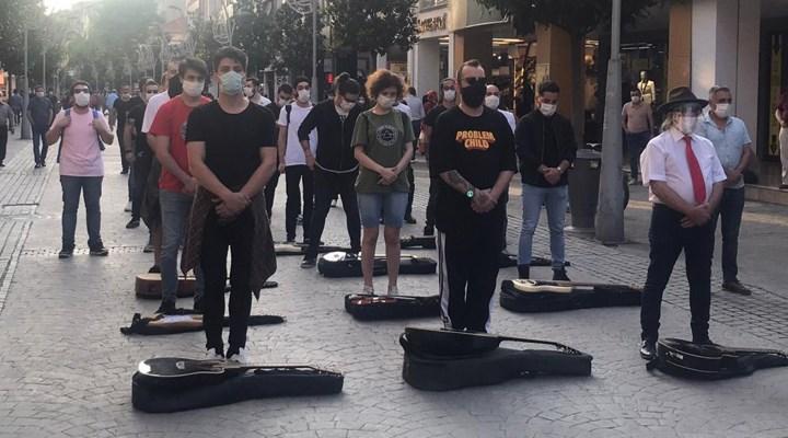 Salgında aylarca işsiz kalan 100'e yakın müzisyen yaşamına son verdi