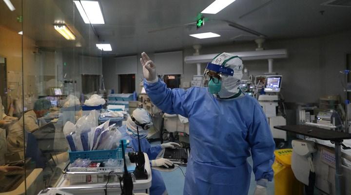"""""""Dünya genelindeki vakaların yüzde 14'ü sağlık çalışanlarında tespit edildi"""""""