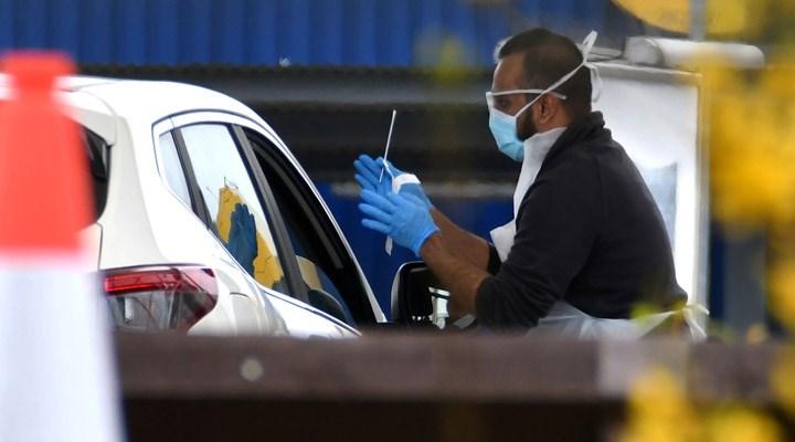 İngiltere: Koronavirüs test talebi mevcut kapasitenin 3-4 kat üzerinde