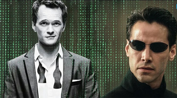 Keanu Reeves ve Neil Patrick Harris'ten Matrix 4 ipuçları