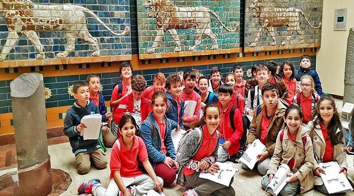 Çocuklara müzeleri sevdiren proje