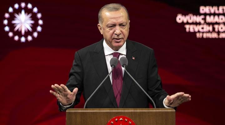 Erdoğan'dan Sarrac'a sitem, Mısır'a sıcak mesaj