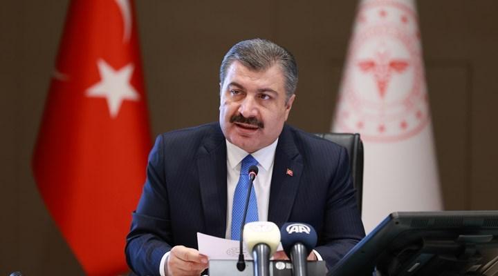 Fahrettin Koca'dan İzmir açıklaması: Vakalarda yüzde 42 artış yaşadık