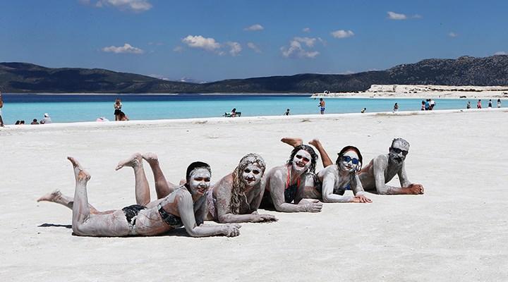 Salda'da göle girilmesi yasaklanabilir