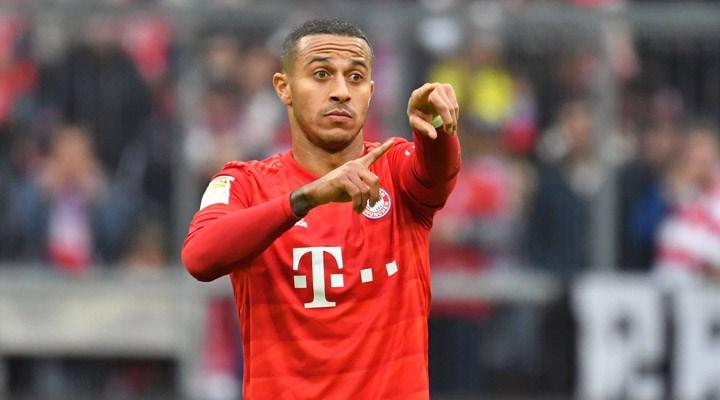 Thiago Alcantara, Bayern Münih'e veda etti