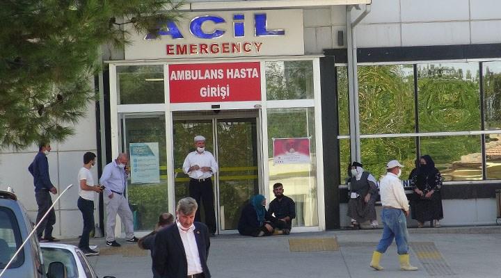 Batman'da inşaat işçileri elektrik akımına kapıldı: 1 ölü, 1 yaralı