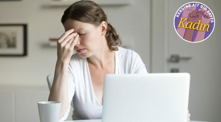 Evden çalışan kadınlar anlatıyor: 10 dakikalık arada yemek koyuyorum