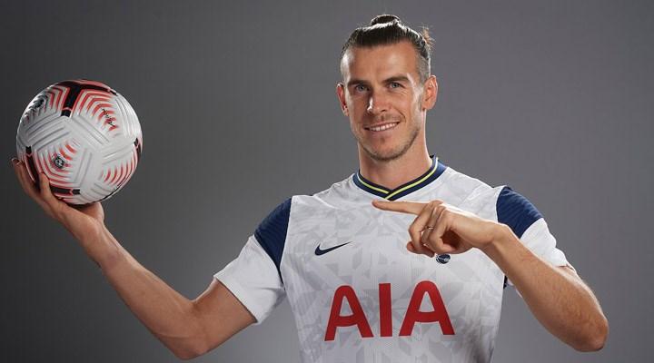 Gareth Bale yeniden Tottenham Hotspur'da