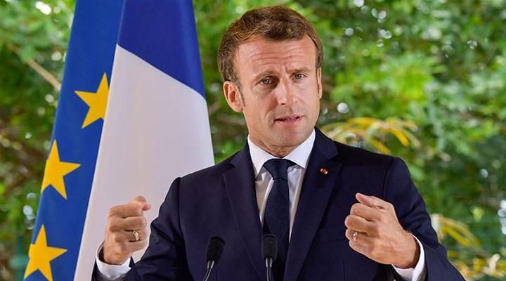 Macron: Türkiye'ye net çağrıda bulunduk, görünüşe göre işitilmiş