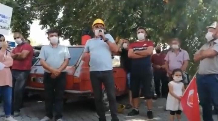 Madencilerin sabrı taşıyor: Hakkımızı verin