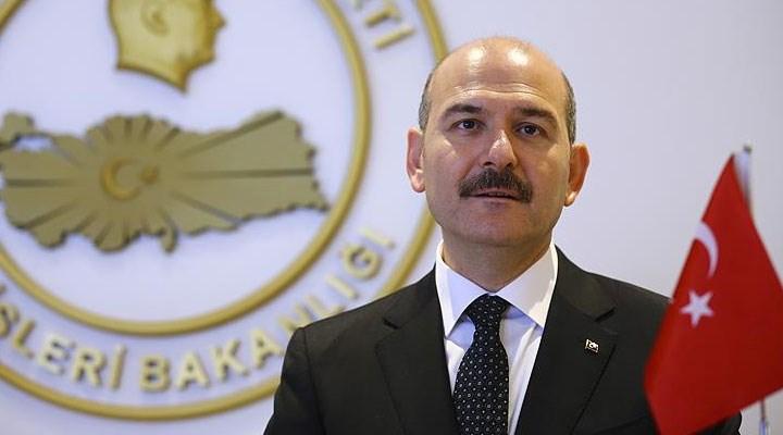 Süleyman Soylu: Anayasa Mahkemesi'ni kimlerin savunduğunu gördüm