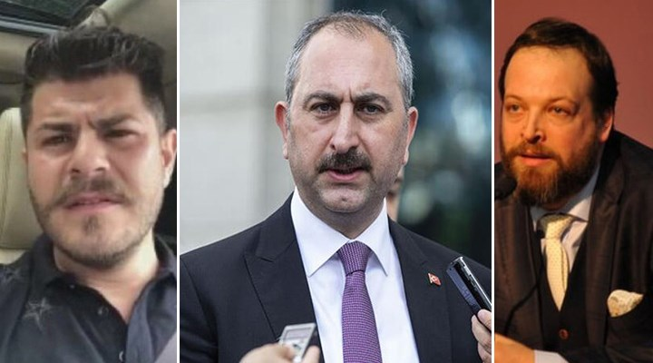 AK troller Adalet Bakanı Gül'ü hedef aldı