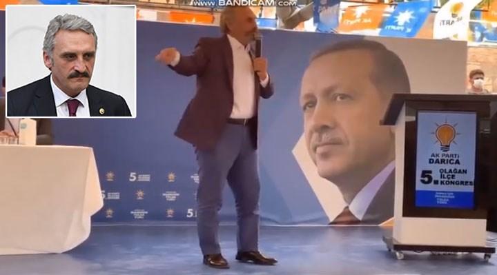 AKP İstanbul Milletvekili Çamlı, muhalefeti eleştirmeye çabaladı