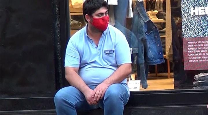 Taksim'de bir kadını takip eden erkek, gözaltına alındı