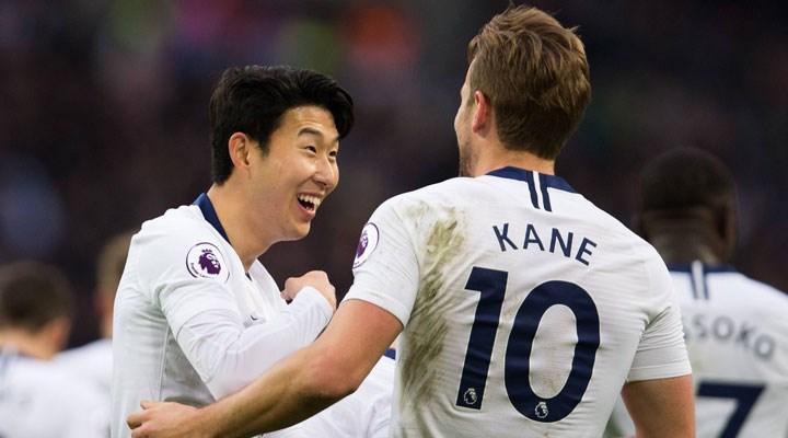 Tottenham, Southampton'ı 5-2 yendi, Harry Kane tarihe geçti