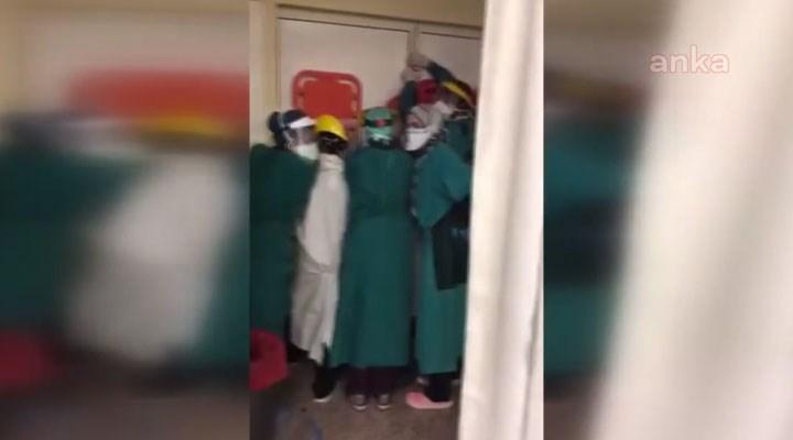Fahrettin Koca'dan sağlık emekçilerine saldırıya ilişkin açıklama